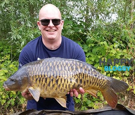 Fully scaled carp
