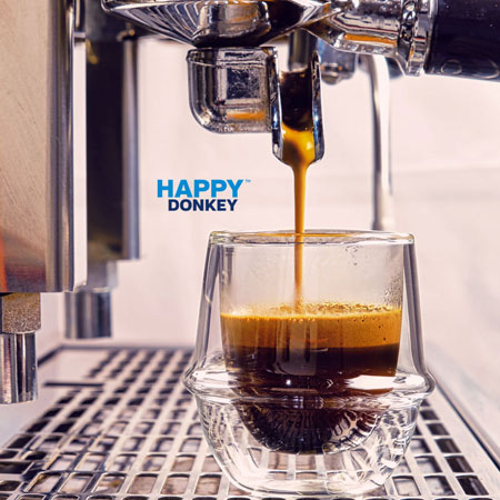 Image displaying a Sumatran espresso shot.